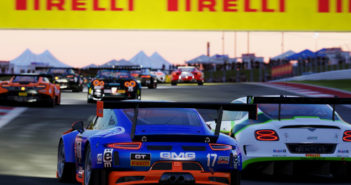 Pirelli, Microsoft, Project Cars 2, technical partnership, simulation, eRacing