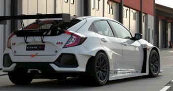 JAS Motorsport, TCR, Civic Type R, Honda