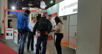 electronic components, electric motorsport, bf1systems, PMW Expo, Show News