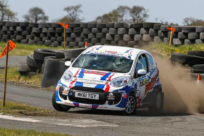 Iwan Tindell, UK Young Rally Driver, PMW Expo, Awards, 2017
