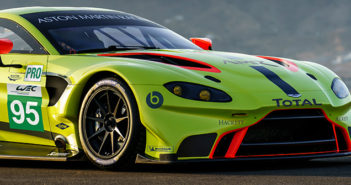 Aston Martin, AMR, GTE, Vantage, endurance racing, new competition car