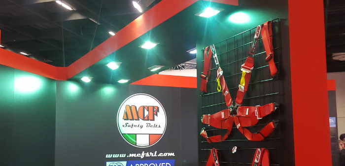 MCF, driver safety, harnesses, SHOW NEWS, Expo News