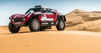 X-Raid, Mini, off road, Dakar, new competition car, buggy, 2WD, 2018, X-Raid