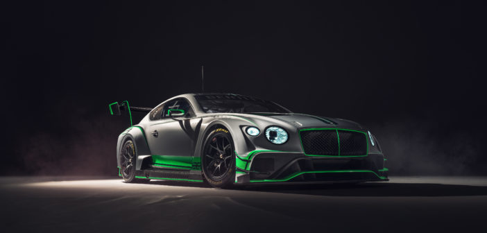 Blancpain, endurance racing, Bentley, GT3, Continental, IMSA, WEC, 2018