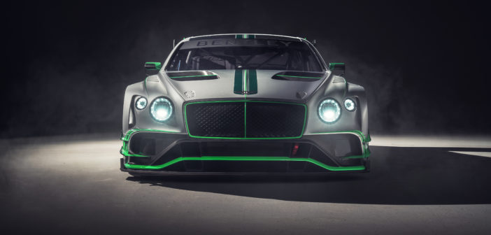 Bentley, GT3, Continental, IMSA, Blancpain, endurance racing, 2018