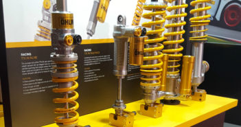 Ohlins, chassis, Show News, suspension,