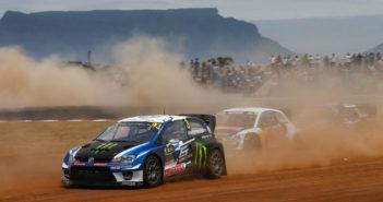 PSRX VW Sweden, World RX of South Africa, Monster Energy