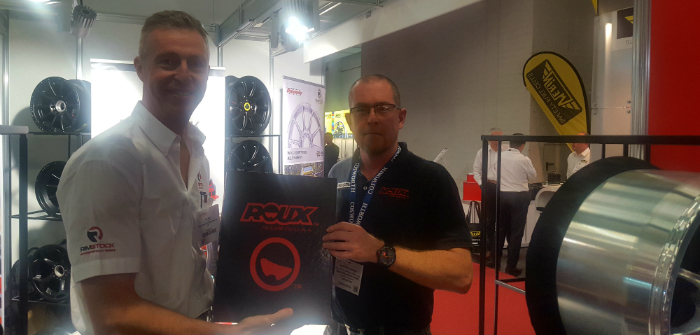 Roux Helmets, driver safety, Show News, Expo, BTCC, Team Dynamics