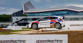 2018, Rallycross, FIA, WRX, Monster Energy, Silverstone, Speedmachine, RX2