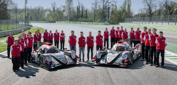 Jackie Chan, DC Racing, endurance racing, LM P2, ELMS, FIA, WEC, Jota Sport, Race Team of the Year, PMW Expo, Awards, 2017