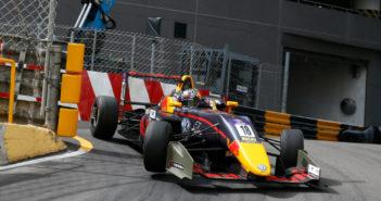 Formula 3, F3, 2017, Macau, VW, Dan Ticktum, Red Bull