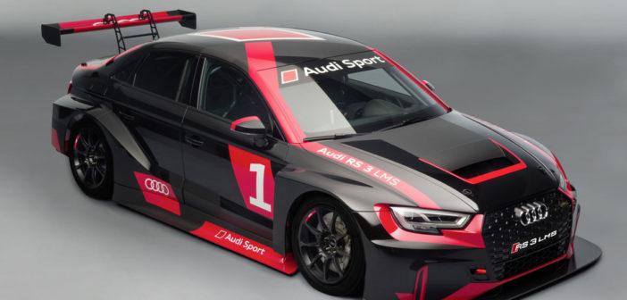 Car, Race, Audi RS3 LMS