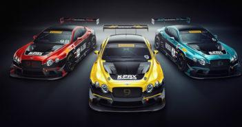K-Pax Racing, Bentley, M-Sport, PWC, endurance racing, Bentley, Continental, GT3