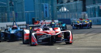 Formula E, FE, FIA, single seater, Mahindra Racing, HK, Cruden, Simulation