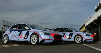 TCR, Korea, Hyundai, tin tops, new race series