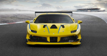 Ferrari, 488, Challenge, GT3, new race series