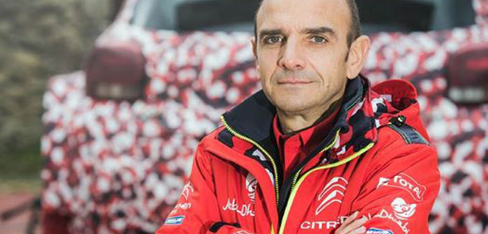 Pierre Budar appointed director of Citroën Racing