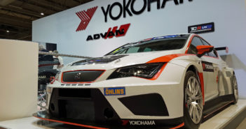 TCR, TCR UK, Yokohama, tire supplier,
