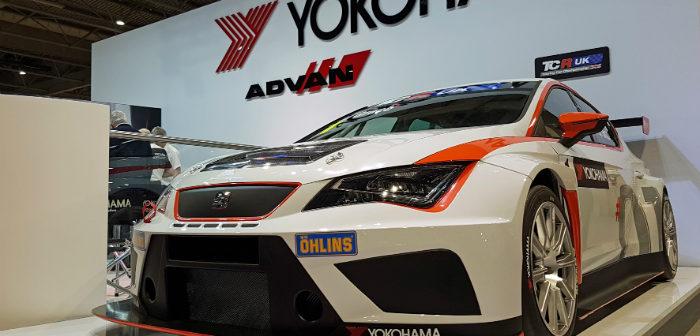 Yokohama announced as tire partner for debut TCR UK series