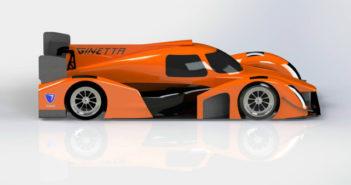 Ginetta, LM P3, Juno, endurance racing,