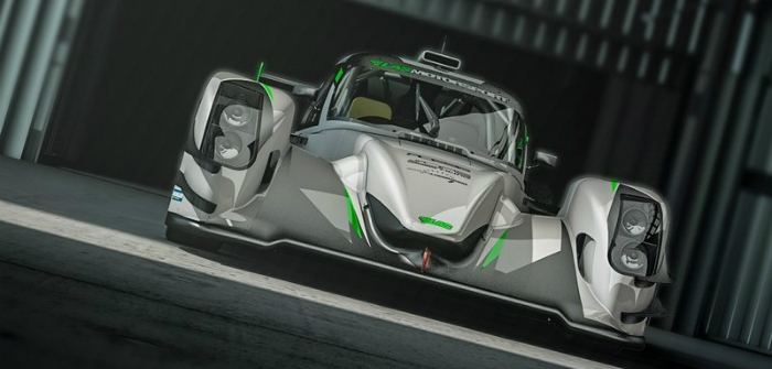 LAS Motorsport, LM P3, new competition car, chassis,
