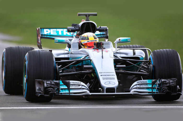 Mercedes-AMG, Petronas, Formula 1, F1, Qualcomm, wireless, data capture, data transfer