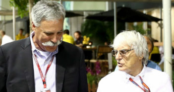 Formula 1, F1, Liberty Media, Bernie Ecclestone, regulations, legislative, Chase Carey, change