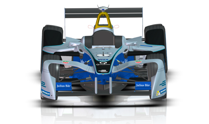 Formula E, FE, electric motorsport, season 3, aerodynamics,