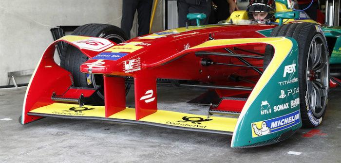 Formula E, FE, electric motorsport, season 3, aerodynamics, CD-Adapco