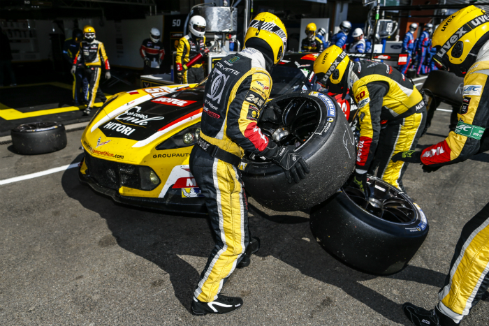 Michelin Tires at the 6 Hours of Spa - Professional