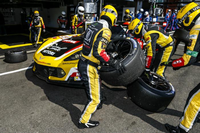 Michelin, endurance racing, tires, WEC, 24h, Spa-Francorchamps, slicks, LM P1, LM P2, GTE, Ferrari, TMG, Porsche Motorsport, Corvette Racing