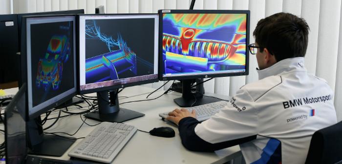 BMW Motorsport, CFD, CAD, DTM, M4 DTM