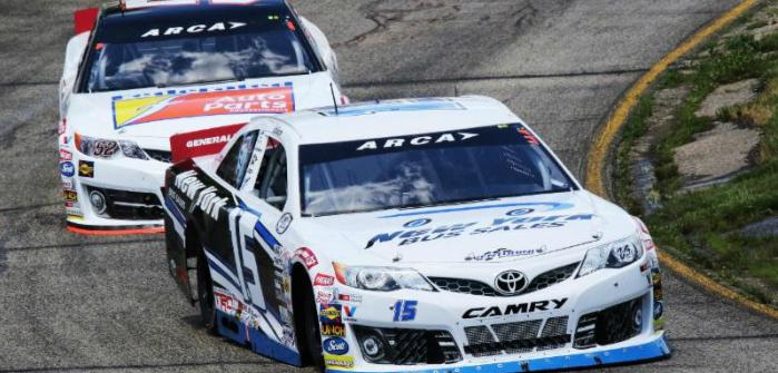 Ken Schrader Racing, Ken Schrader, ARCA, composite body