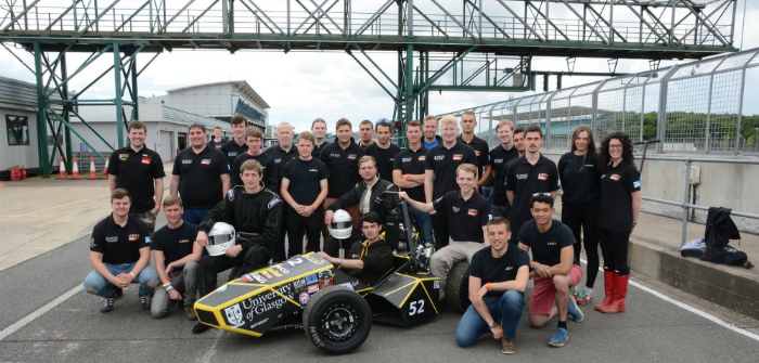 Formula Student, University, Gratnells Engineering, UGRacing,