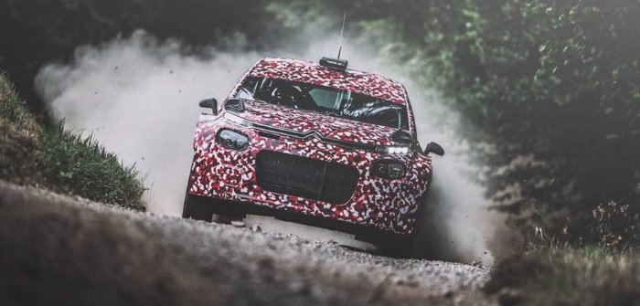 Citroën, C3, R5, rally, off road, customer motorsport, R&D