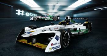 Audi Sport, FE-04, Formula E, electric motorsport