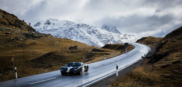 JD Classics, historic motorsport, GT40,