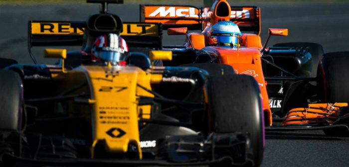 Renault Sport, McLaren, Formula 1, F1, Honda, V6TT, Power Unit