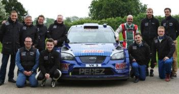MSA, WRC, MSA Academy, co driver, navigator