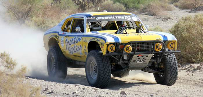 Yokohama, Norra 1000, Mexico, Baja, Off road