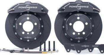 Powerbrake, braking system, caliper, Show News, PMWX2017