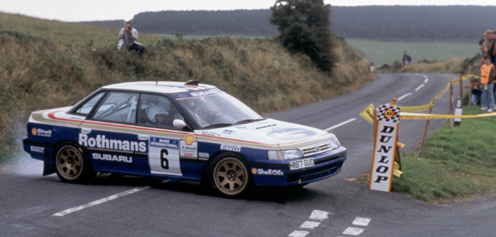 Prodrive, WEC, GT, WRC, WRX, BTCC tin tops, race series
