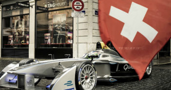 Formula E, Switzerland, electric motorsport, Qualcomm