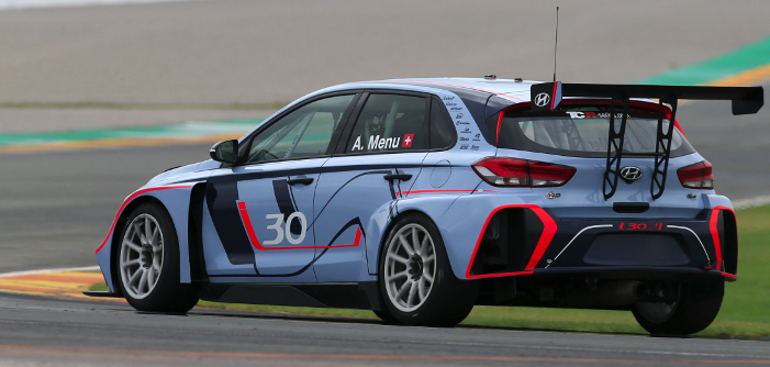Hyundai, i30, TCR, TCR UK, customer motorsport, tin tops