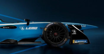 eDams, Acronis, Formula E, electric motorsport, partnership