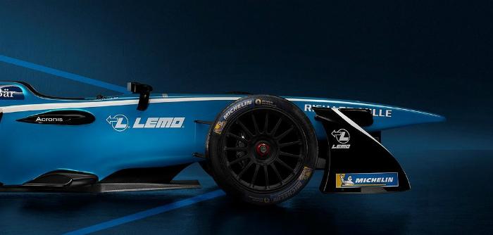 eDams, Acronis, Formula E, electric motorsport, partnership