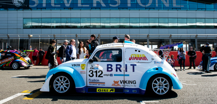 Team BRIT, MME Motorsport, hand controls, disabled motorsport