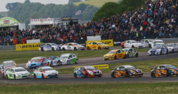 BTCC, Snetterton, Night Race, Jubilee, Diamond