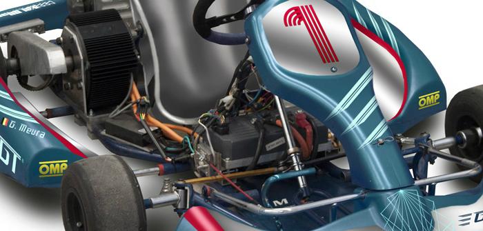 eKarting, Electric GT, karting