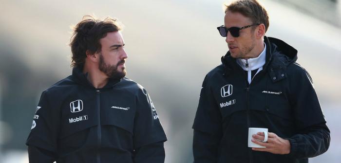 Fernando Alonso, Jenson Button, IMSA, Formula 1, F1